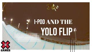 I-Pod Lands first ever YOLO Flip - Winter X Games