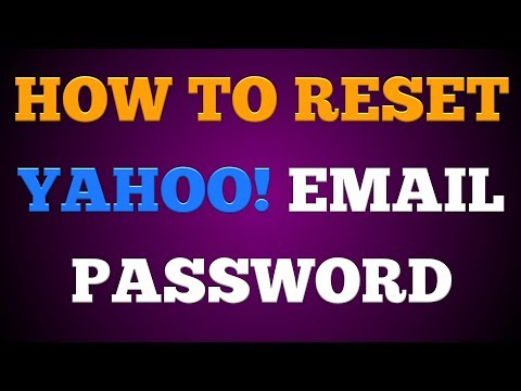 What to Do if You Forgot Your Password in Yahoo bangla 2017