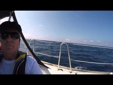 Long Beach to Catalina Island 2015