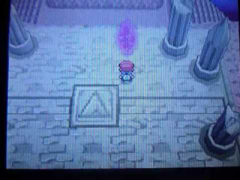 Pokemon Platinum: How to Catch Dialga and Palkia