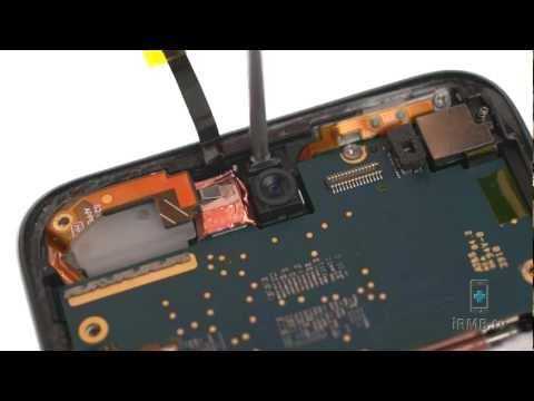 Front Glass LCD Assembly Repair - iPod Touch 4 How to Tutorial