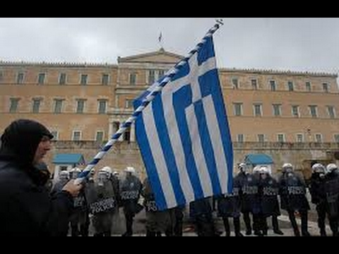 MUST SEE Greece May Adopt U.S. Dollar if Euro Fallout to Prevent COMPLETE COLLAPSE of Economy!