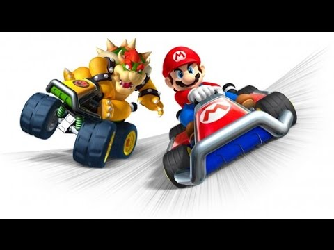 My First Gmod Animation: Mario's Car Drive
