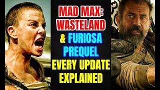 2 Mad Max Movies In Works – Mad Max Wasteland \u0026 Furiosa Prequel - Everything We Know So Far