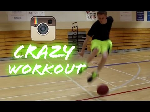 The Professor crazy Instagram workout: @globalhooper