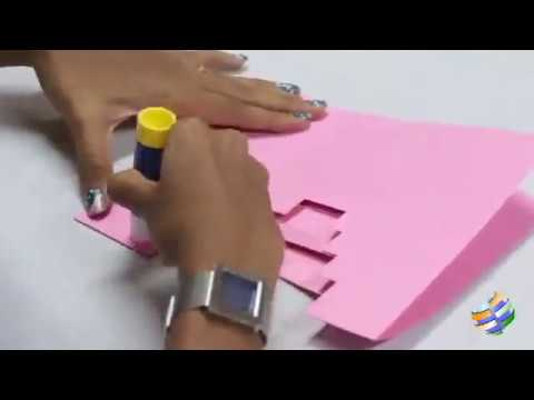 How to: Pop up Birthday greeting card