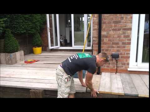 Decking Design and Construction Macclesfield