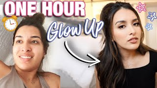 1 HOUR TRANSFORMATION | Get Ready With Me (°◡°♡)