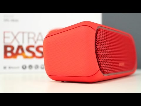 Sony SRS-XB30 Review - Best Bluetooth Speaker??