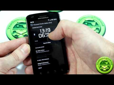Thousand Clocks (Widgets) For Android App Review
