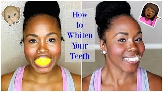 How To Whiten Teeth At Home Fast Best Whitening Kit Home Remedies