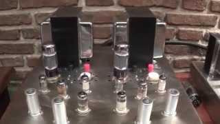 Amplificador Estéreo Valvular 50w Rms Por Canal Hi-fi (7027a Power Tubes) 6ta Parte