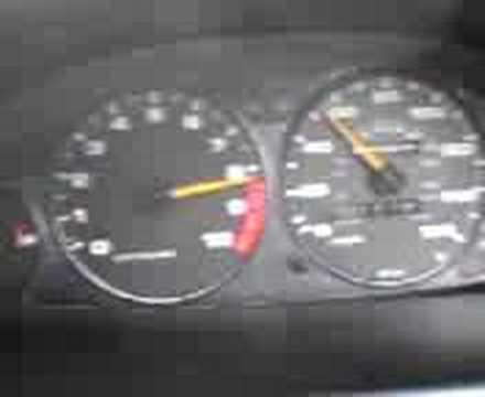 Ek9 Type R 1000rpm 0 60 Integra Type R Dc2 0 60