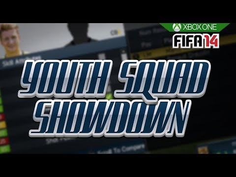 FIFA 14 Career Mode - Youth Squad Showdown - Best Young Players from Eredivisie!