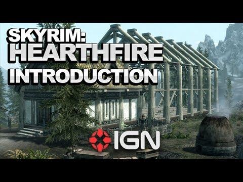 The Elder Scrolls V: Skyrim - Hearthfire DLC Introduction