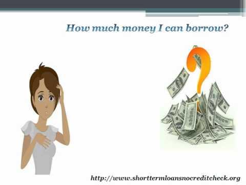 Short Term Loans No Credit Check - Same Day Wedding Loans