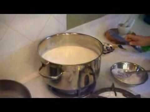 How to skim milk from whole milk part 2 (by Kandarpa Manajari)