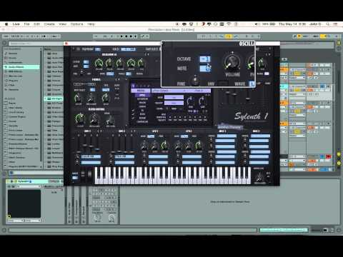 How to Make a Wide Melody Synth