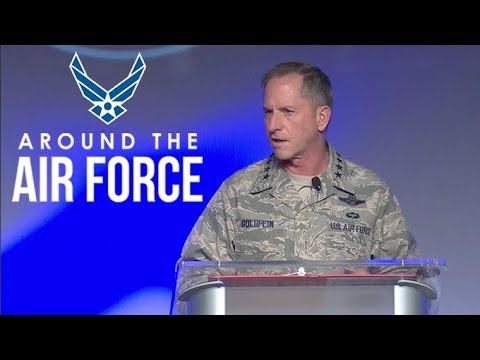 Around the Air Force: National Defense Strategy / Airmen Support Atlas V Launch