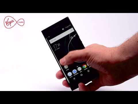 Sony Xperia XA1 - Features Demo | Virgin Mobile