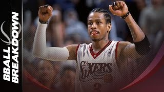 Why Allen Iverson Is In The Hall Of Fame