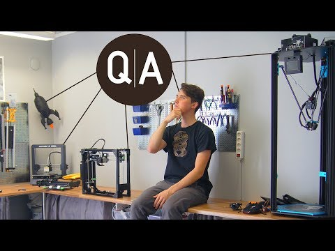 What Is My Favourite 3D Printer?  - Q&A