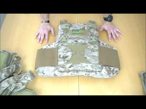 Mayflower R&C Low Profile Armor Carrier 03