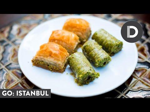Baklava in Istanbul! - DEA Episode 12