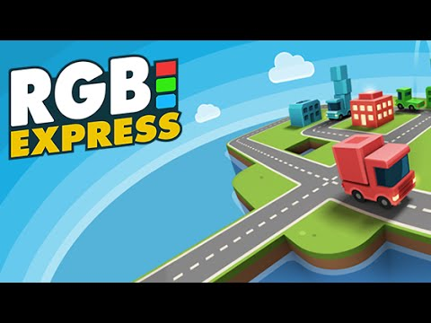 RGB Express Android GamePlay Trailer (1080p) [Game For Kids]