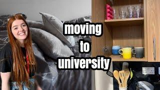 MOVING TO UNIVERSITY I 2020