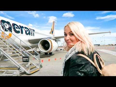 HEADING HOME | Melbourne to Perth with Tigerair