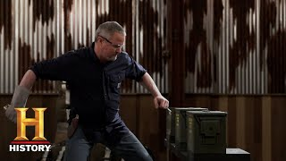Download Forged in Fire: Combat Knives Tested (Season 5, Episode 12) | History Video