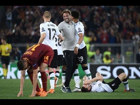 Roma 4 Vs 2 Liverpool (agg 6 - 7 ) All Goals & Highlights Resumen - Champions league  02/05/2018 HD