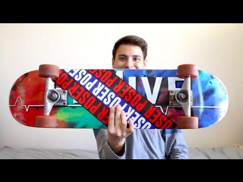 Cruiser Board Setup – Josh Katz
