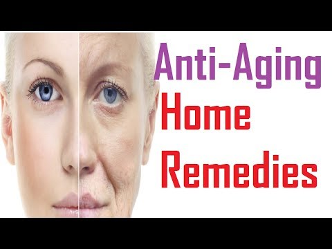 Top 10 Anti-Aging Home Remedies | How To Tighten Skin Naturally At Home