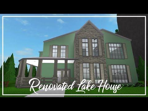 ROBLOX | Welcome to Bloxburg: Renovated Lake House