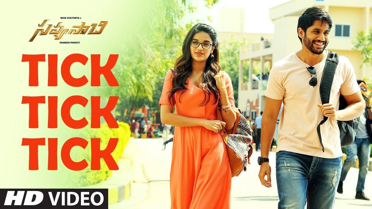 Tick Tick Tick Full Video Song - Savyasachi - Naga Chaitanya, Nidhi Agarwal | MM Keeravaani
