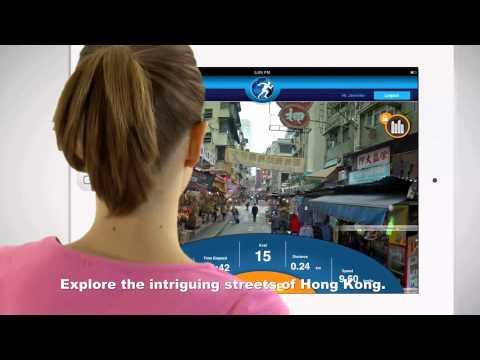 Run on Earth - Fitness App - BH Google Maps Elliptical, Cross Trainer