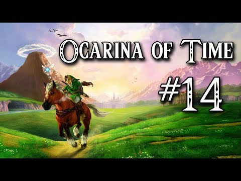 Zelda: Ocarina of Time part 14 | Totally Unique Scarecrow Song