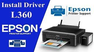 Epson L130 L220 L310 L360 L365 printer reset software download