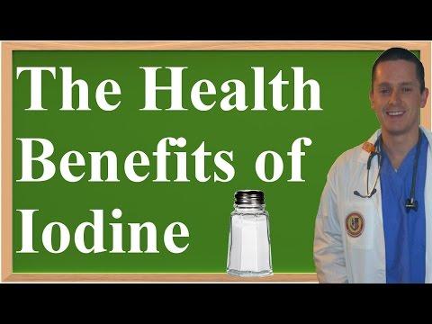 The Health Benefits of Iodine
