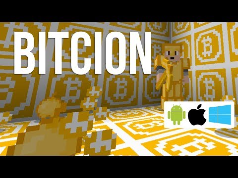 Bitcoin Add-on In Minecraft!