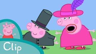 Peppa Pig Episodes - Dressing up! (clip) - Cartoons for Children
