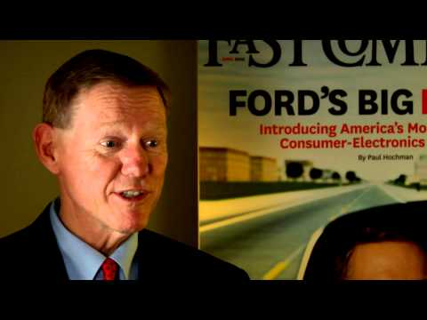 Ford CEO Alan Mulally Wants Dealerships Like Apple Stores, Cars as Killer Apps [Part 3]
