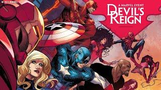 DEVIL'S REIGN Trailer   Marvel Comics