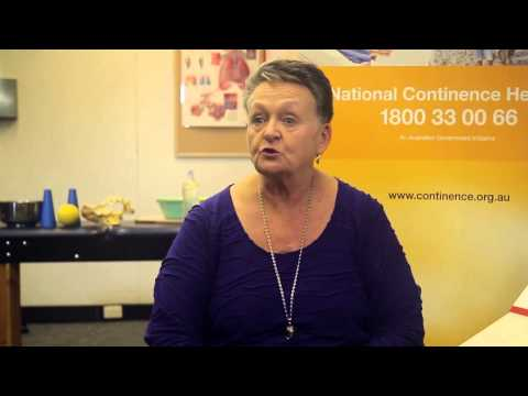 One in three women who ever had a baby wet themselves - consumer education video