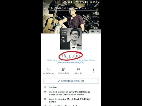 how can create new account fb single name