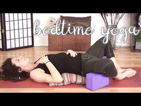 Bedtime Yoga - Gentle, Nourishing, and Relaxing Yoga to Sleep