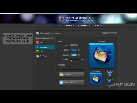 How to make all photoshop cs4 and cs5 icon [HD]