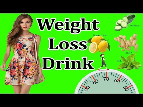 How To Lose Weight Fast - Guaranteed Weight Loss With A Refreshing Drink In 2 Weeks